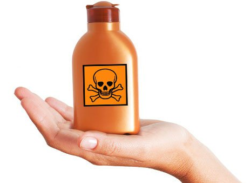 Shampoo Can Contain Dangerous Chemicals