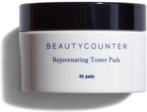 beautycounter rejuvenating toner pad