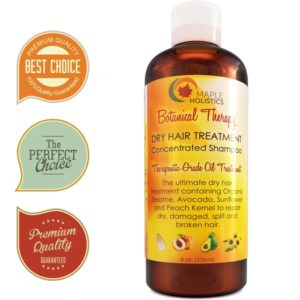 Maple Holistics Botanical Therapy Shampoo