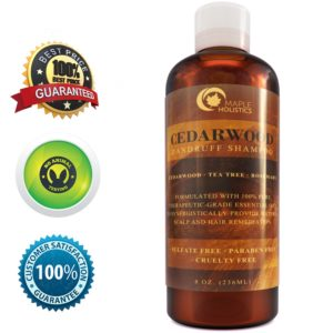 Maple Holistics Cedarwood Shampoo