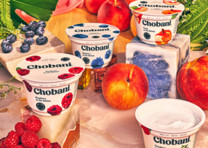 picture of chobani yogurts