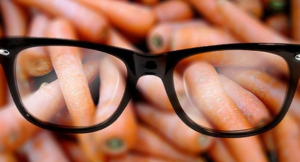 carrots for vision