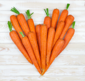 carrots heart disease