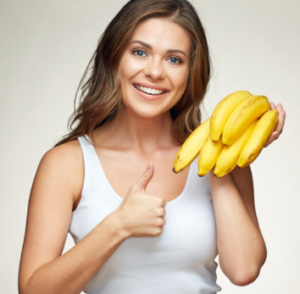 bananas are good for digestion