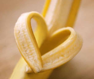 bananas are good for the heart