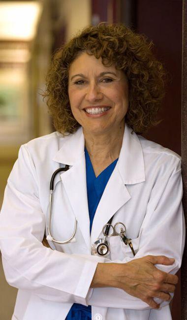 smiling nurse