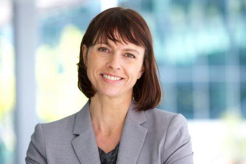 Female organizational leader