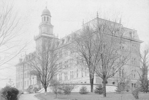 Maryville University Building