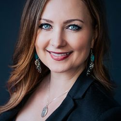 An Assistant Professor of Business and Financial Services, Erika Rasure