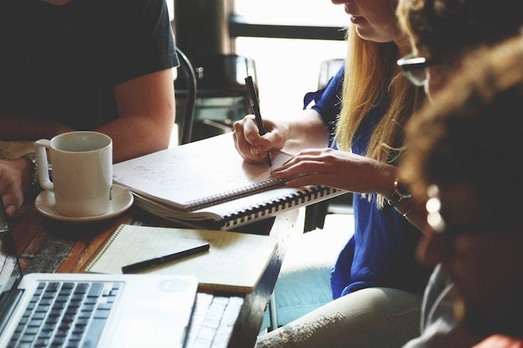 marketing majors study group