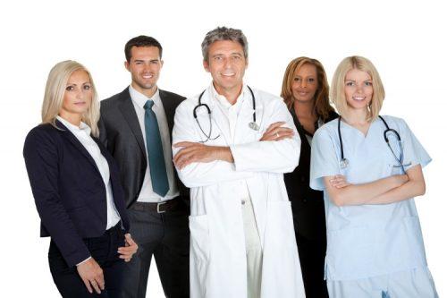 Health-care-management-team