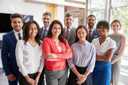 A diverse workforce is key to future success.