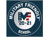 Military Friendly® School 2020-2021