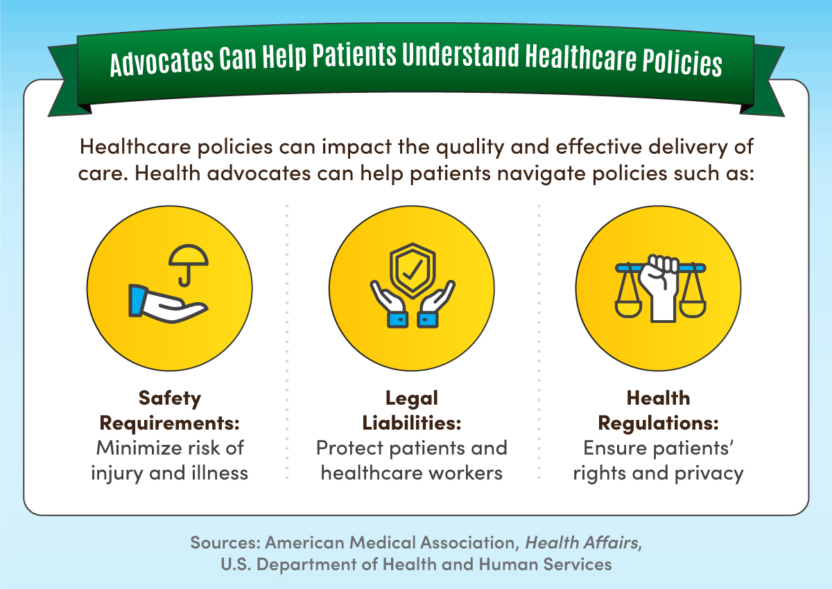 Three ways health advocates can translate policies for patients