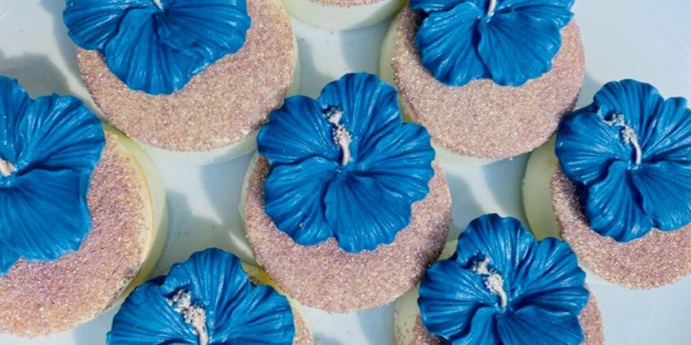 Fancy dessert created by Luxury Sweets & Treats