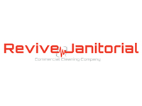 Revive Janitorial Logo
