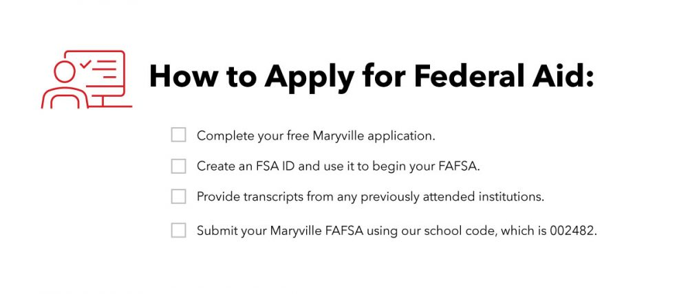 how to apply for federal aid