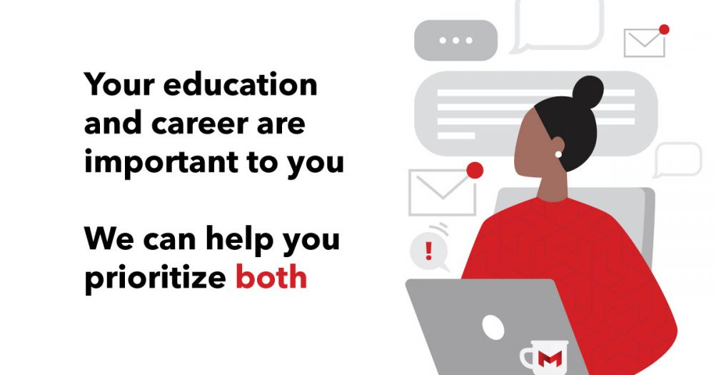education and career are important