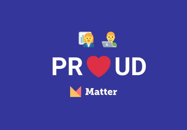 Why This Spouse is So Proud Matter is Nominated for ProductHunt's Social Impact Product of the Year