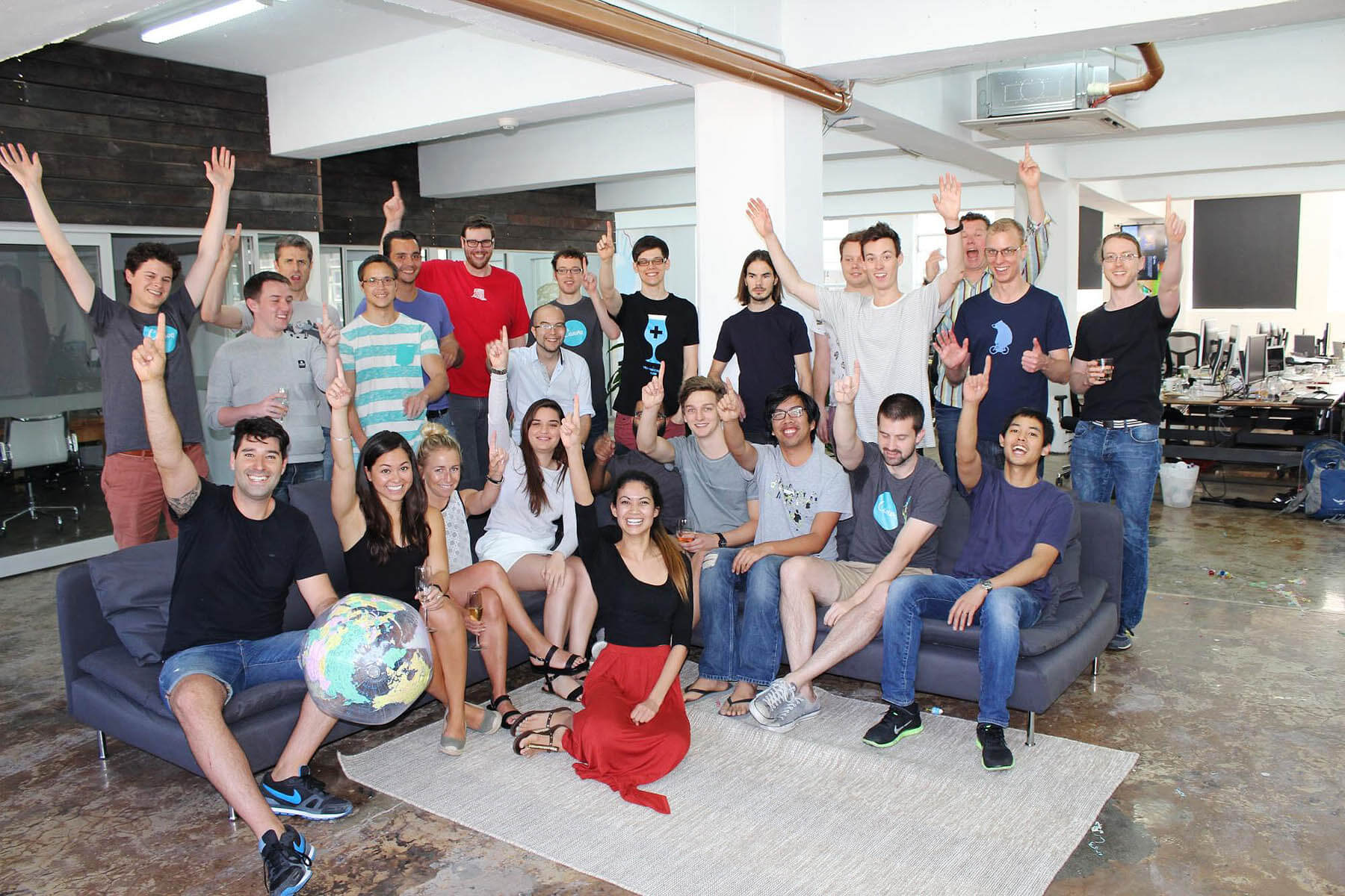 Canva's entire team is built around crazy big goal setting (Courtesy of Canva)