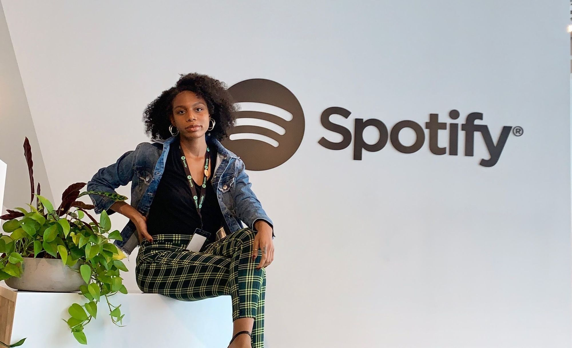 Jewel Ham: The Intern Behind Spotify's Wrapped Story