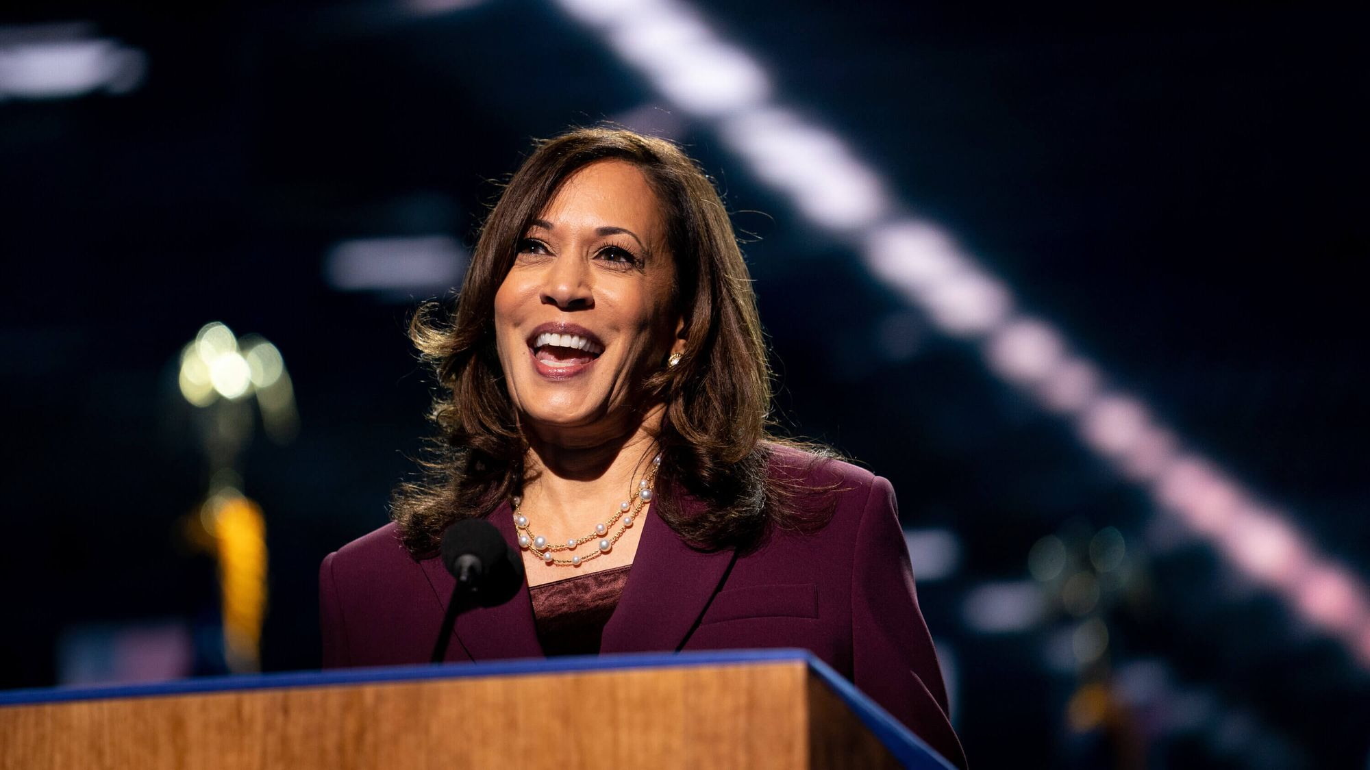 How Kamala Harris' Leadership Skills Propelled Her To The Second-Highest Office
