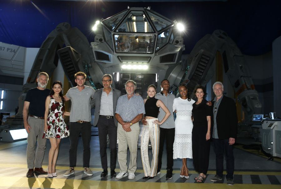 """""""Independence Day Resurgence"""" Global Production Event"""
