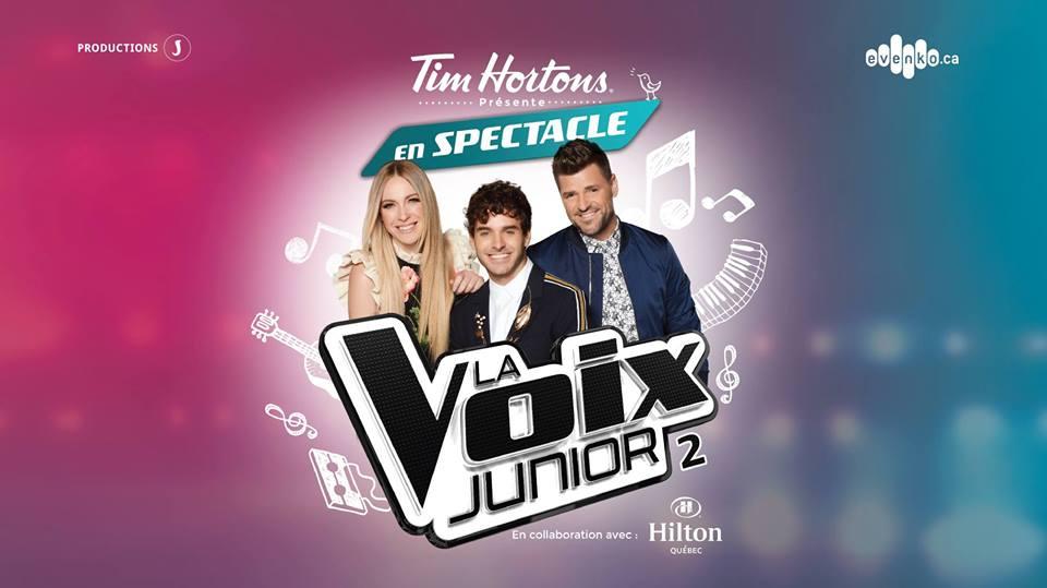 La Voix Junior 2
