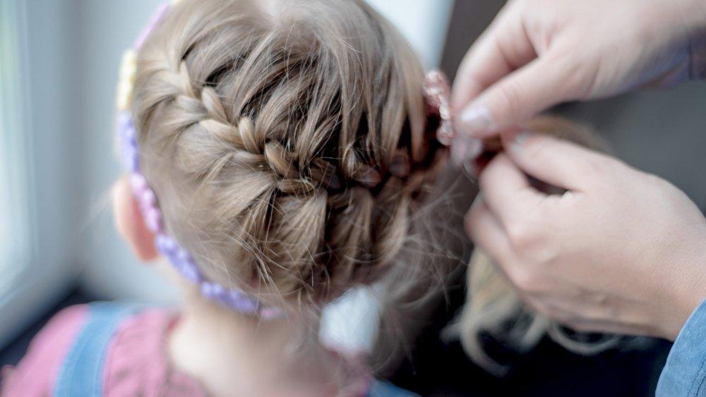 coiffure-enfant-tresse