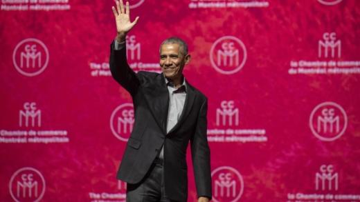 Un entretien avec: Barack Obama !