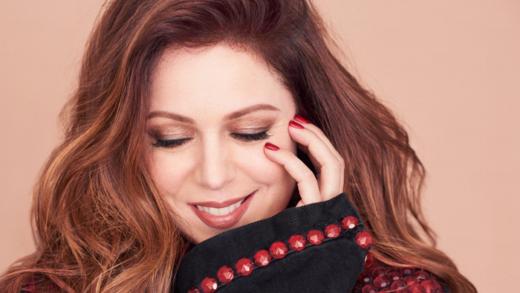 Isabelle Boulay lance son album de Noël