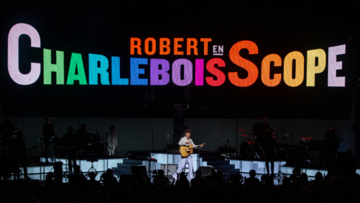 Le retour de Robert en CharleboisScope
