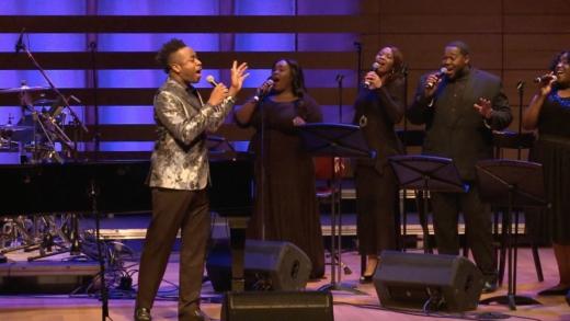 We shall overcome : une célébration musicale de Martin Luther King Jr.