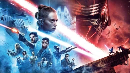 Sortie DVD: Star Wars l'Ascension de Skywalker