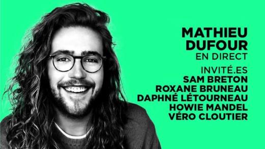 FSTVL Hahaha : de la France … à l'unique Mathieu Dufour !