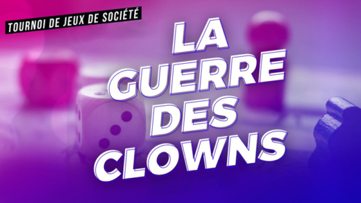 FSTVL Hahaha : La guerre des clowns