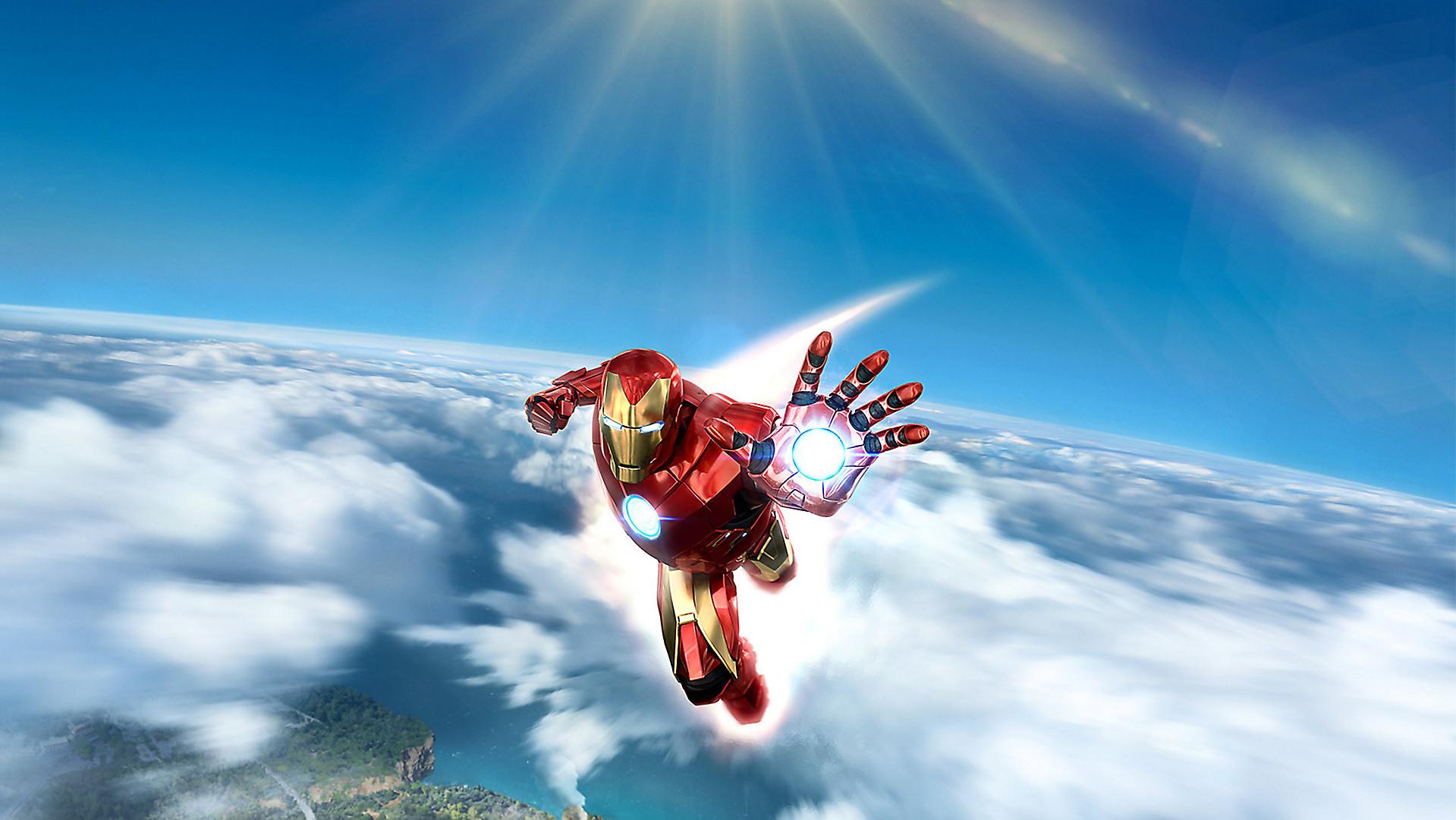 #MatPlusUltra: Marvel's Iron Man VR
