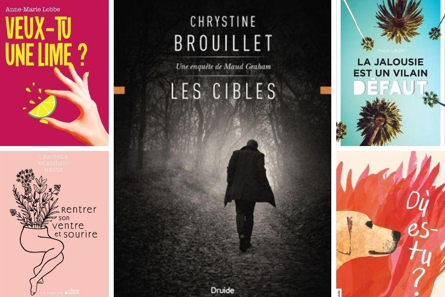 La chronique littéraire : quelques suggestions estivales à ne pas passer sous silence