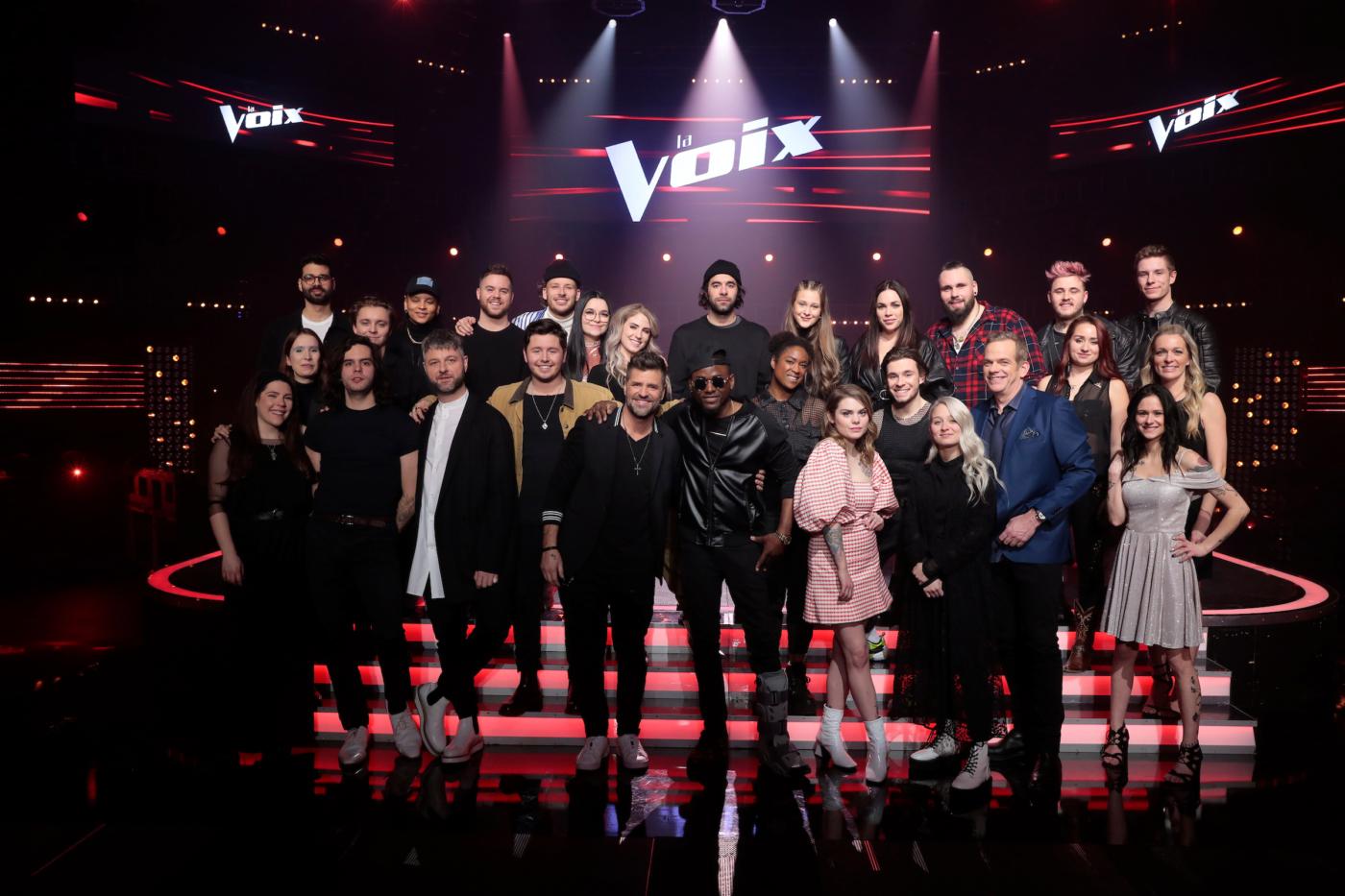 La Voix : Les champs de bataille