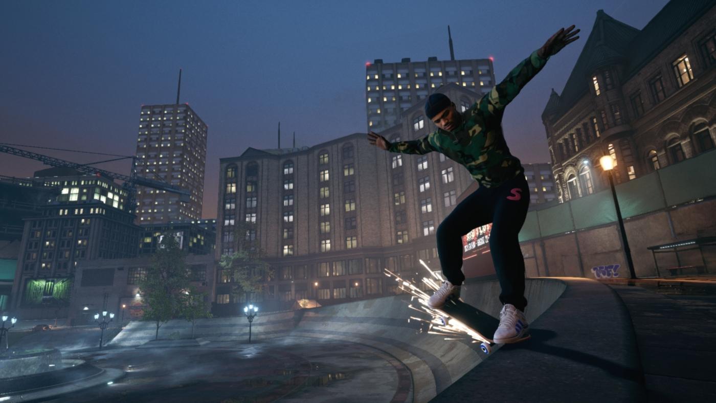 #MatPlusUltra: Tony Hawk Pro Skater 1+2