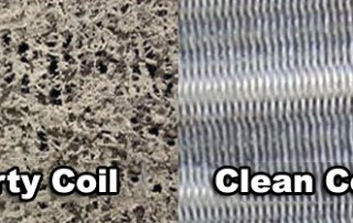 Cleaning Air Coils