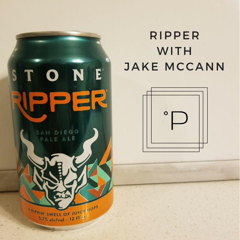 Episode 8 - Ripper with Jake McCann