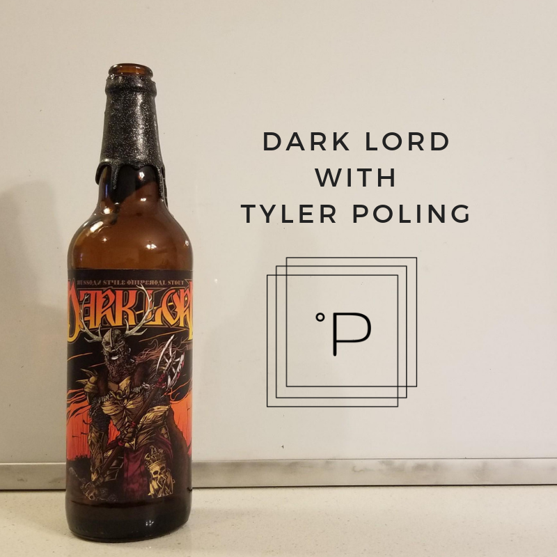 Episode 14 - Dark Lord with Tyler Poling