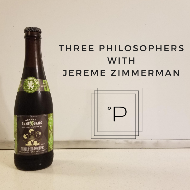 Three Philosophers with Jereme Zimmerman, Plato's Gravity