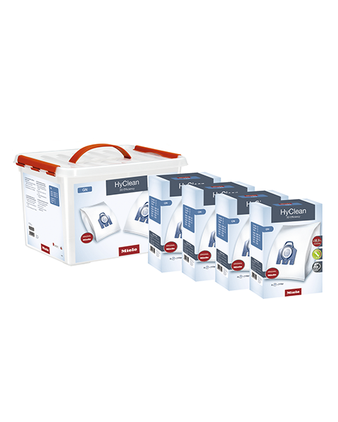 Caja de bolsas HyClean 3D Efficiency GN
