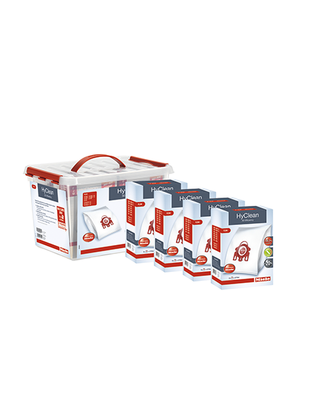 Caja de bolsas HyClean 3D Efficiency FJM