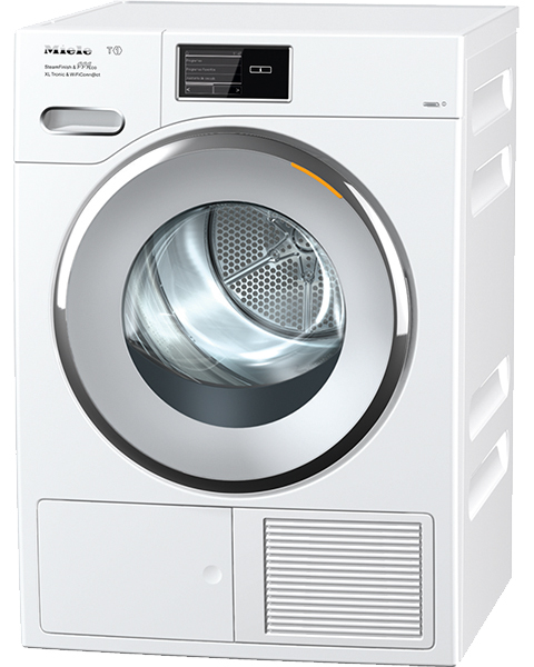 Secadora 9 Kg TMV 840 XL con Steam Finish