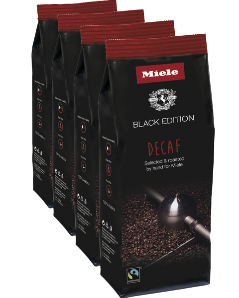 Café Black Edition DECAF 4x250g