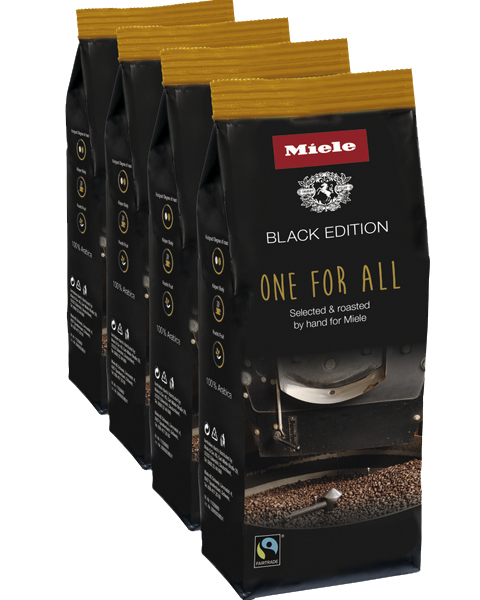 Café Black Edition ONE FOR ALL 4x250g