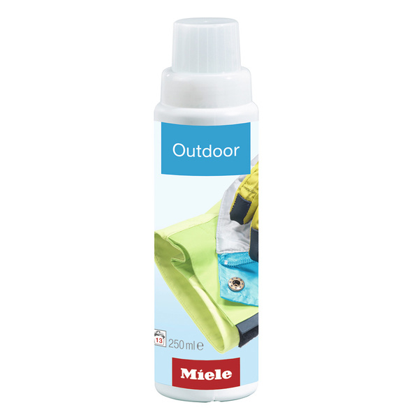 Detergente Outdoors 250 ml: ropa para exterior o impermeable WA OU 252 L